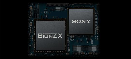 Szybki procesor obrazu BIONZ X™ odużej skali integracji