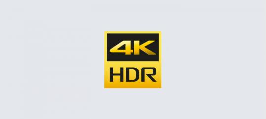 4k Tapete - 4k Hdr Logo Vector