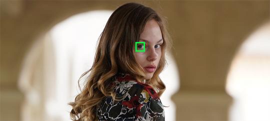 Удвоенная эффективность отслеживания при автофокусировке по глазам