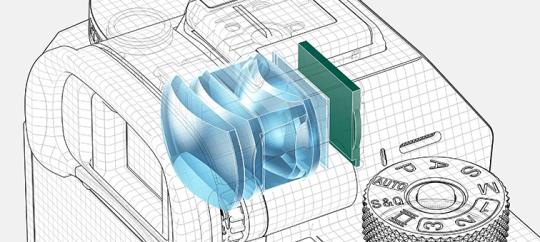 Видоискатель Quad-VGA OLED Tru-Finder™ с разрешением 3,69млн точек и высоким уровнем яркости