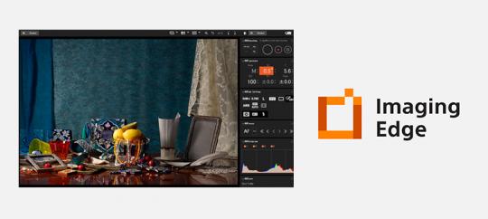 Новый программный пакет Imaging Edge
