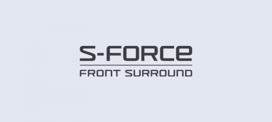 S-Force Front Surround cinematografico