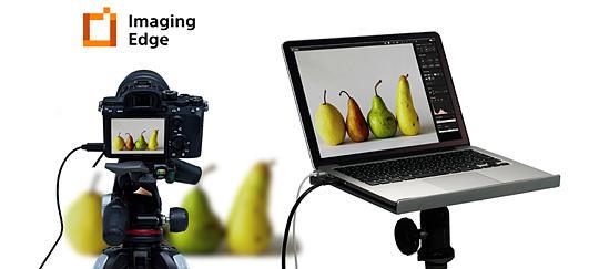 Новый пакет ПО Imaging Edge от Sony