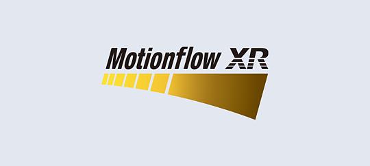 Motionflow™ XR assicura un'azione sempre fluida
