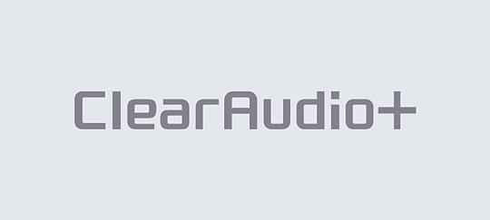 Üstün ses performansı: ClearAudio+