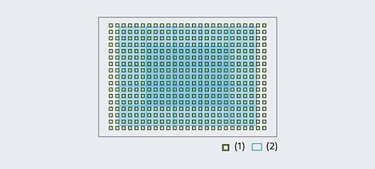 425 punktów AF z detekcją fazy z wykorzystaniem technologii High-density Tracking AF