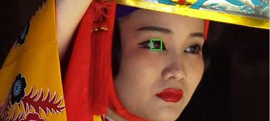 Funkcja Eye AF (kompatybilna z trybem AF-C)