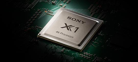 4K Processor X1™: Bir çip her şeyi değiştirir