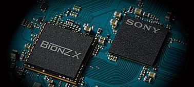 Процессор обработки изображения BIONZ X™