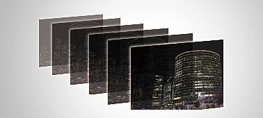 Функция многокадрового подавления шума (Multi Frame NR)