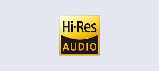 Аудио высокого разрешения для безупречного звучания