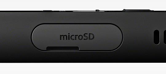 Расширение емкости памяти с помощью карт памятиSD