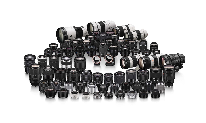 Objetivo Sony FE 70-300mm F4.5-5.6 G OSS para montura tipo E ...