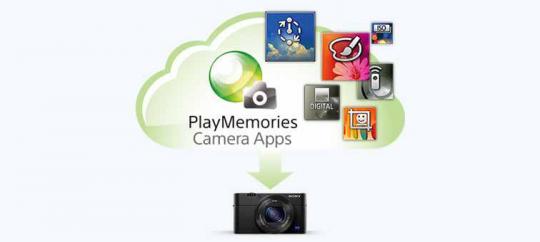 Приложение для камеры PlayMemories Camera Apps™