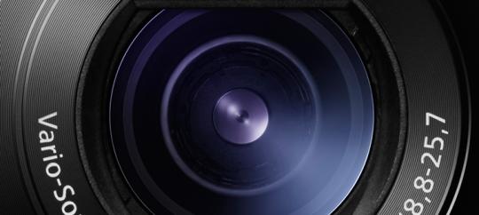 Объектив ZEISS® Vario-Sonnar T* для реалистичной передачи изображений