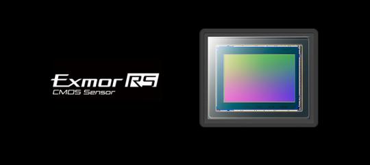 Высокая скорость благодаря CMOS-матрице Exmor RS™