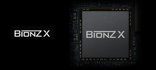 BIONZ™X— отличная детализация и передача фактуры