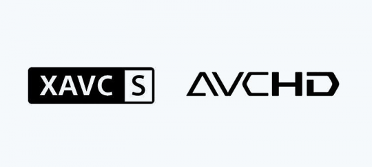 Выбор в пользу профессионального качества видеозаписи в форматах XAVCS и AVCHD