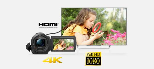 Воспроизведение видео в формате FullHD с суперсглаживанием