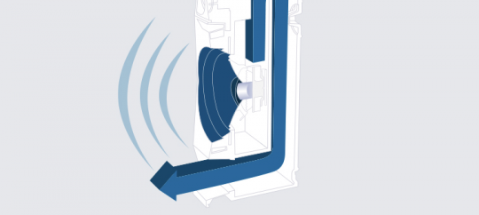 Новая рупорная технология создания звукового давления для богатых басов dc051c317ca