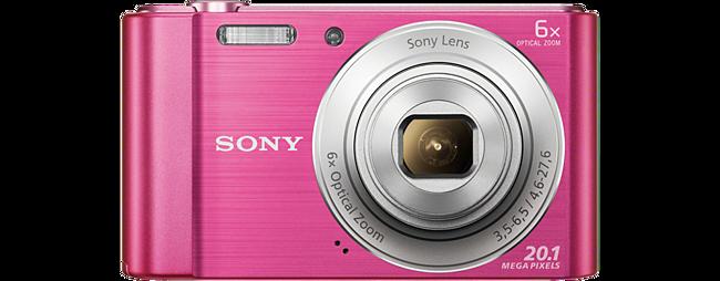 bbbfa01bc2b3 Cámara compacta Sony DSC-W810 de 20