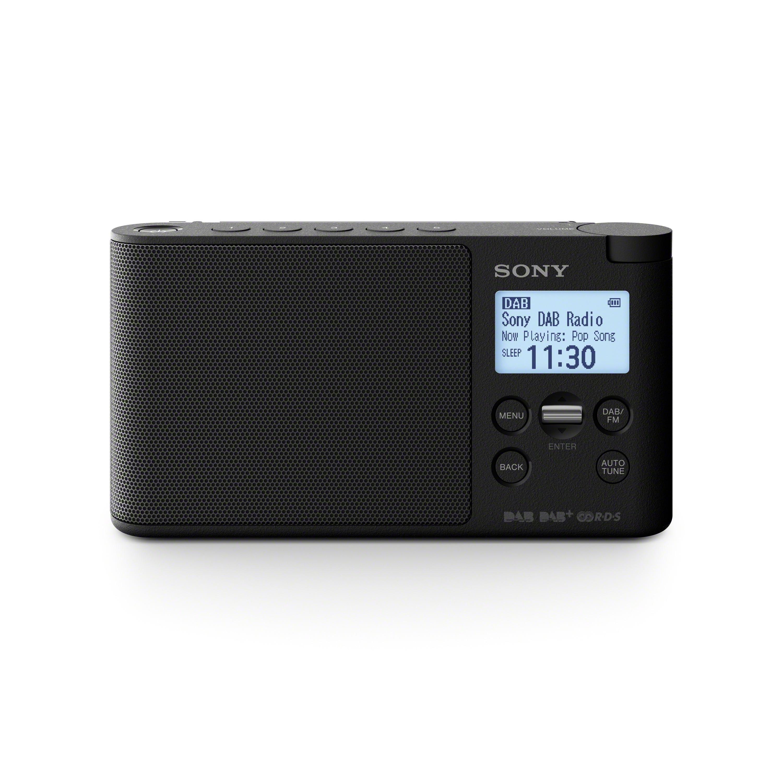 Radio portátil Sony XDR-S41D · Electrónica · El Corte Inglés
