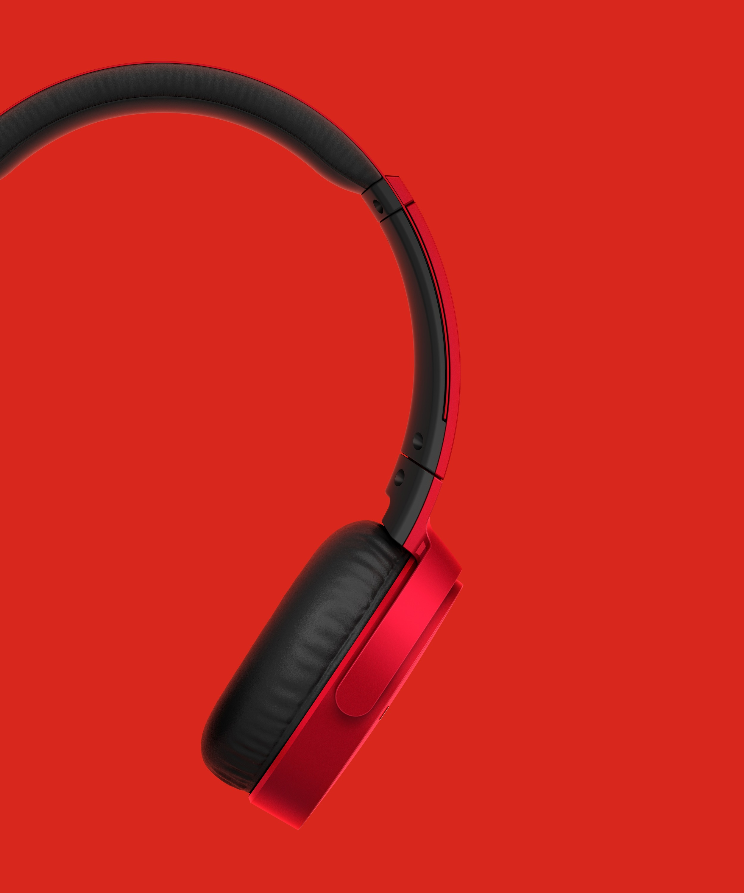Casque Audio Sony Mdrxb650btrce7 Darty Mdr Xb650btr Red Images Produit
