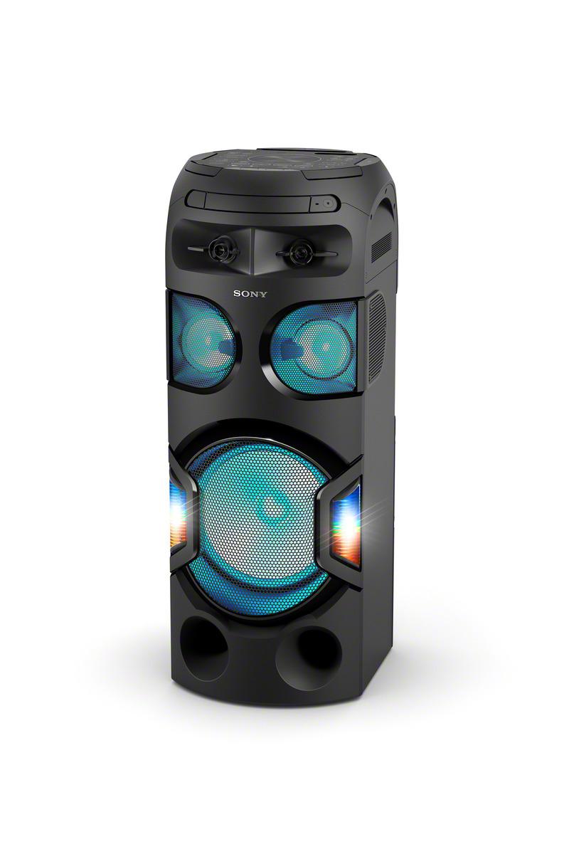 Sistema de audio de alta potencia Sony MHC-V71D con tecnología NFC ...