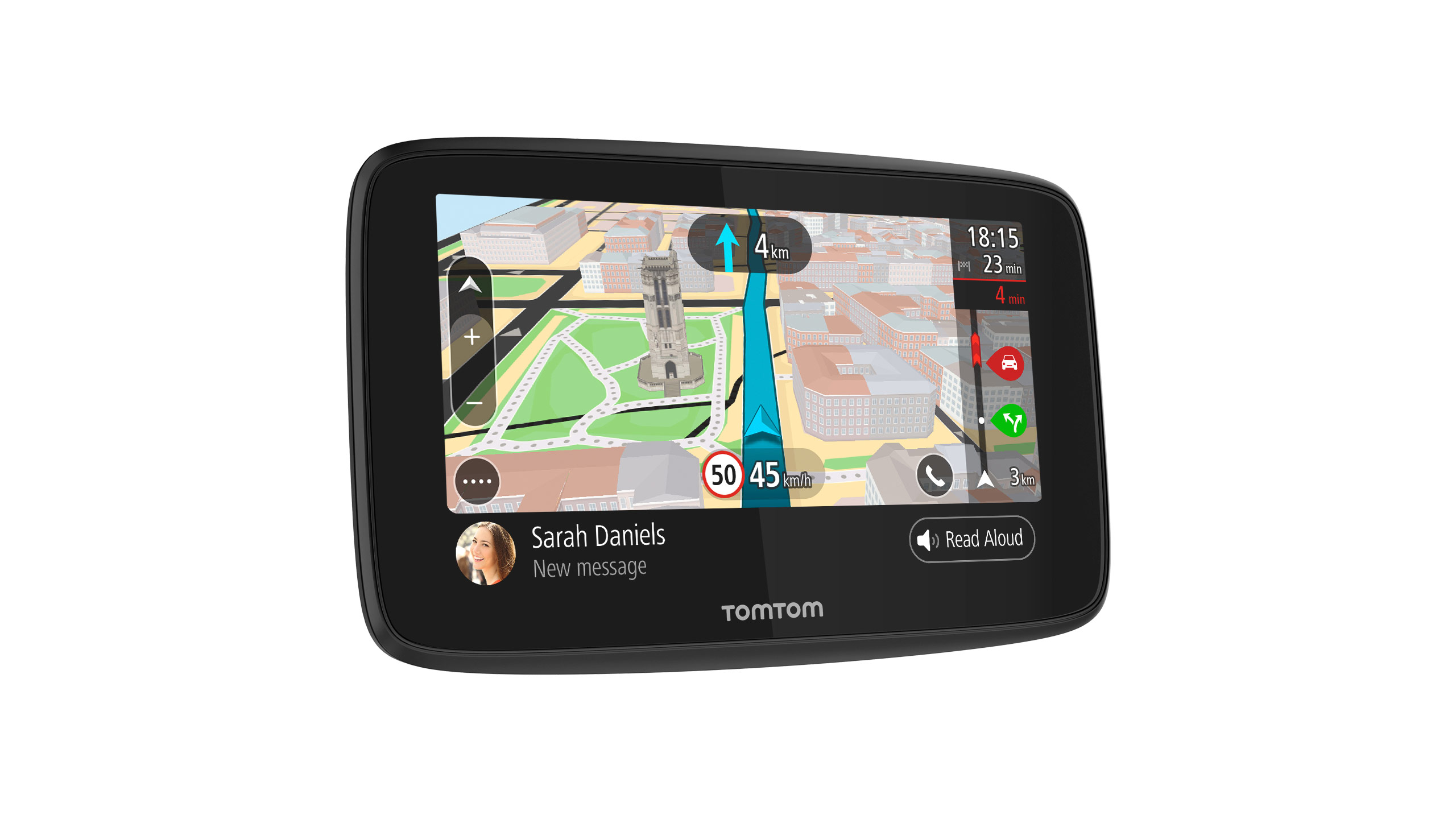 Hot price tomtom go 520 gps