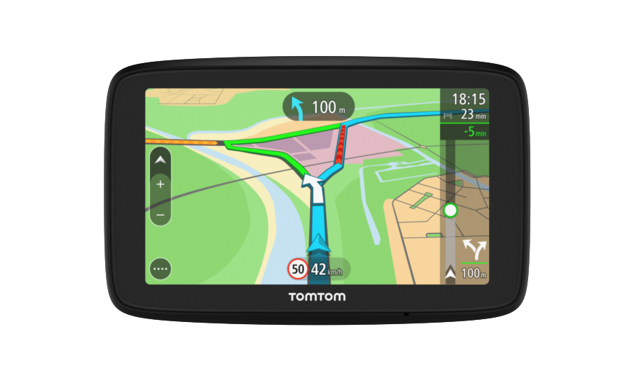 tomtom via 53 gps navigator ebay. Black Bedroom Furniture Sets. Home Design Ideas