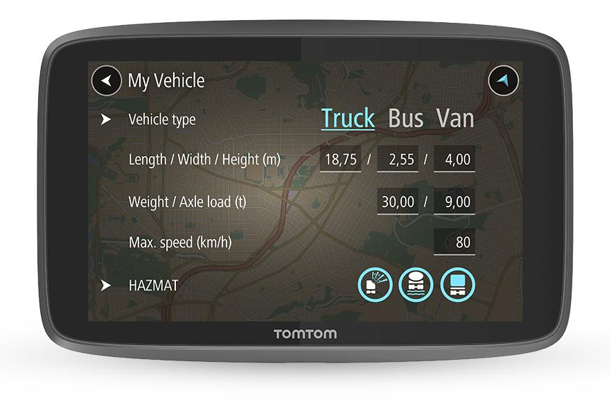 Tomtom Netherlands Map Download%0A Professional sat nav designed for large vehicles