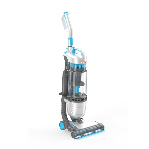the vax air steerable max pet is a large capacity upright vacuum that is easy to steer and lightweight technology also delivers powerful