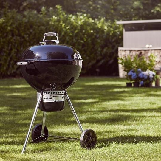 WEBER Original Kettle E 5730 Charcoal Grill Pas Cher
