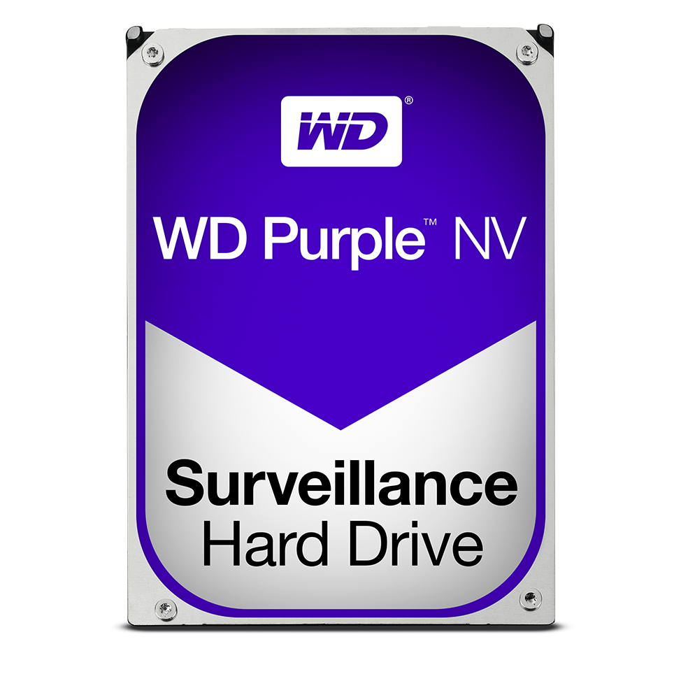 WD Purple NV TB Surveillance Hard Disk Drive RPM Class - This tiny glass disc will hold 360 tb of data for 138 billion years