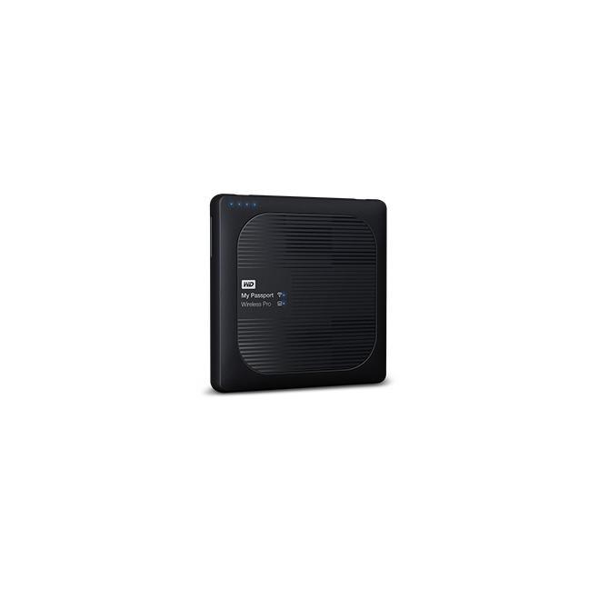Wd My Passport Wireless Pro Wdbsmt0030bbk Network Drive