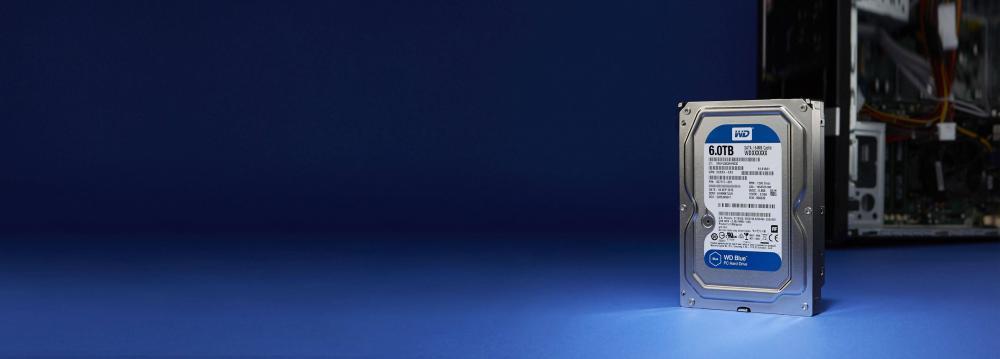 WD Blue Desktop. 4 TB,SATA ...